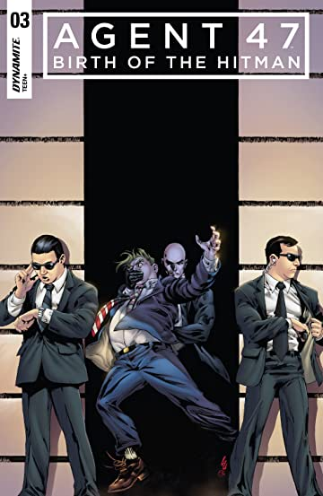 Agent 47: Birth Of The Hitman #3