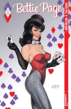 Bettie Page (2017) #6