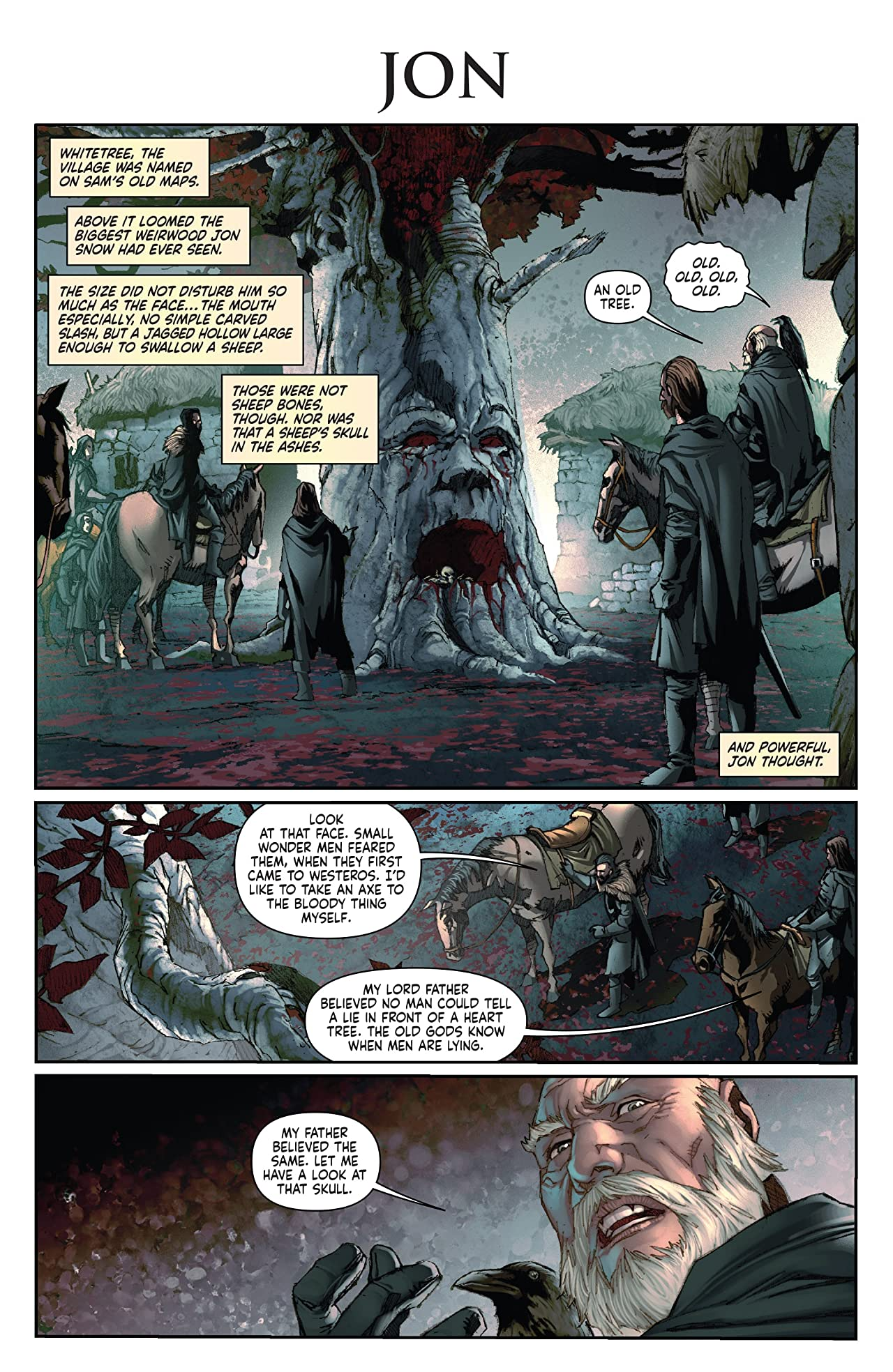 George R.R. Martin's A Clash Of Kings: The Comic Book No.7