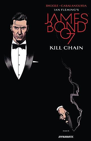 James Bond: Kill Chain #6