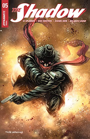 The Shadow (2017) #5