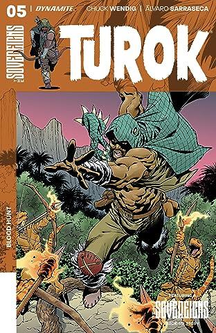 Turok (2017) #5