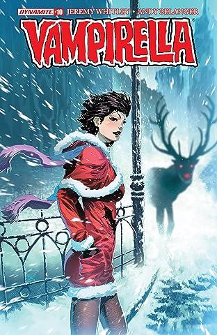Vampirella (2017) No.10