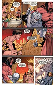 Warlord Of Mars: Omnibus Vol. 2