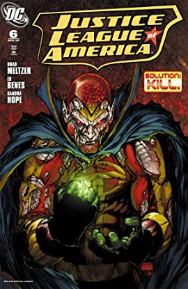 Justice League of America (2006-2011) #6