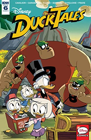 DuckTales No.6