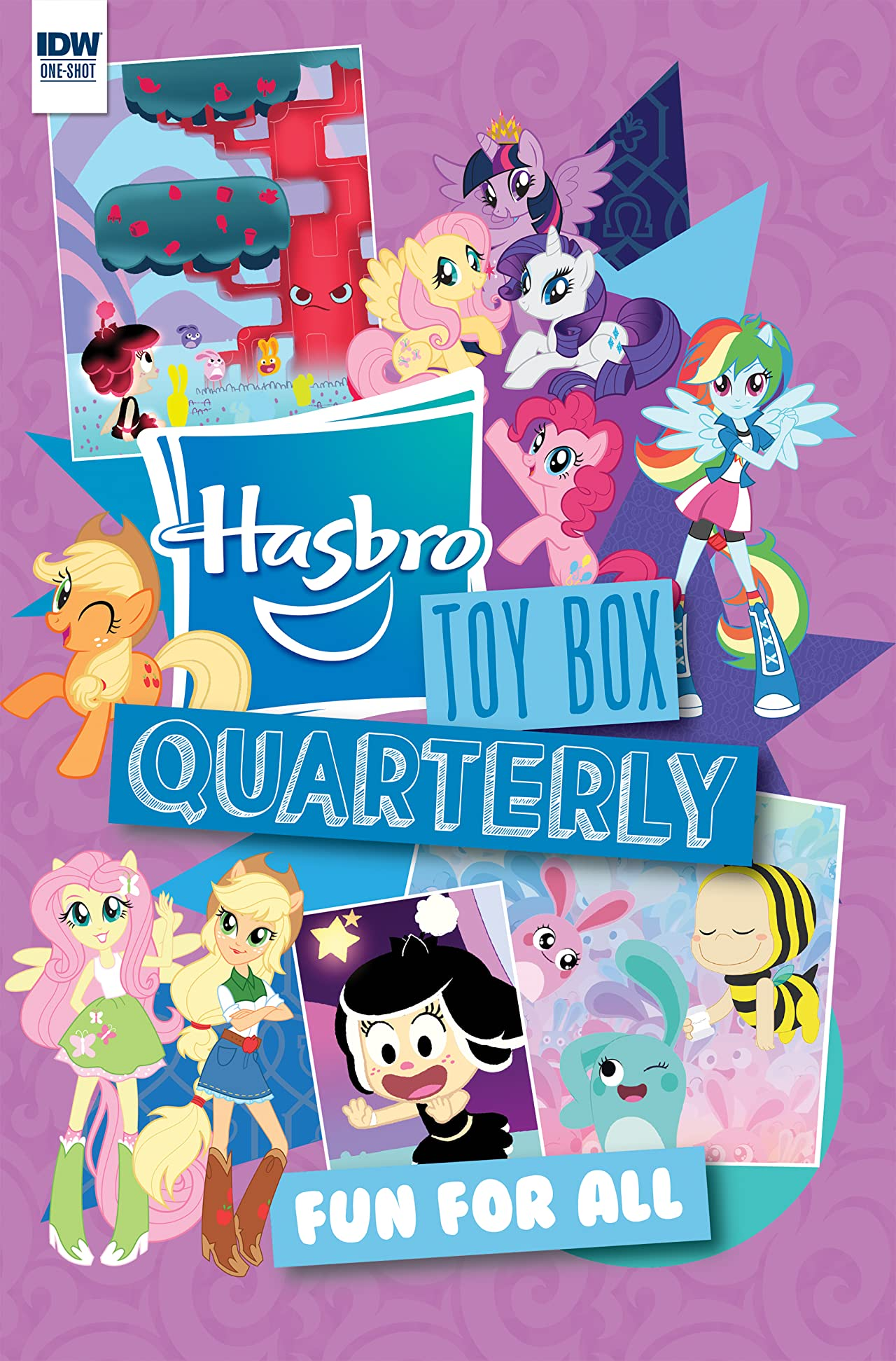 Hasbro Toy Box Quarterly: Fun for All