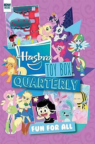 Hasbro Toy Box Quarterly: Fun for All