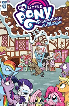 My Little Pony: Friendship is Magic No.63