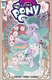 My Little Pony: Legends of Magic #11