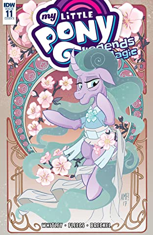 My Little Pony: Legends of Magic #11