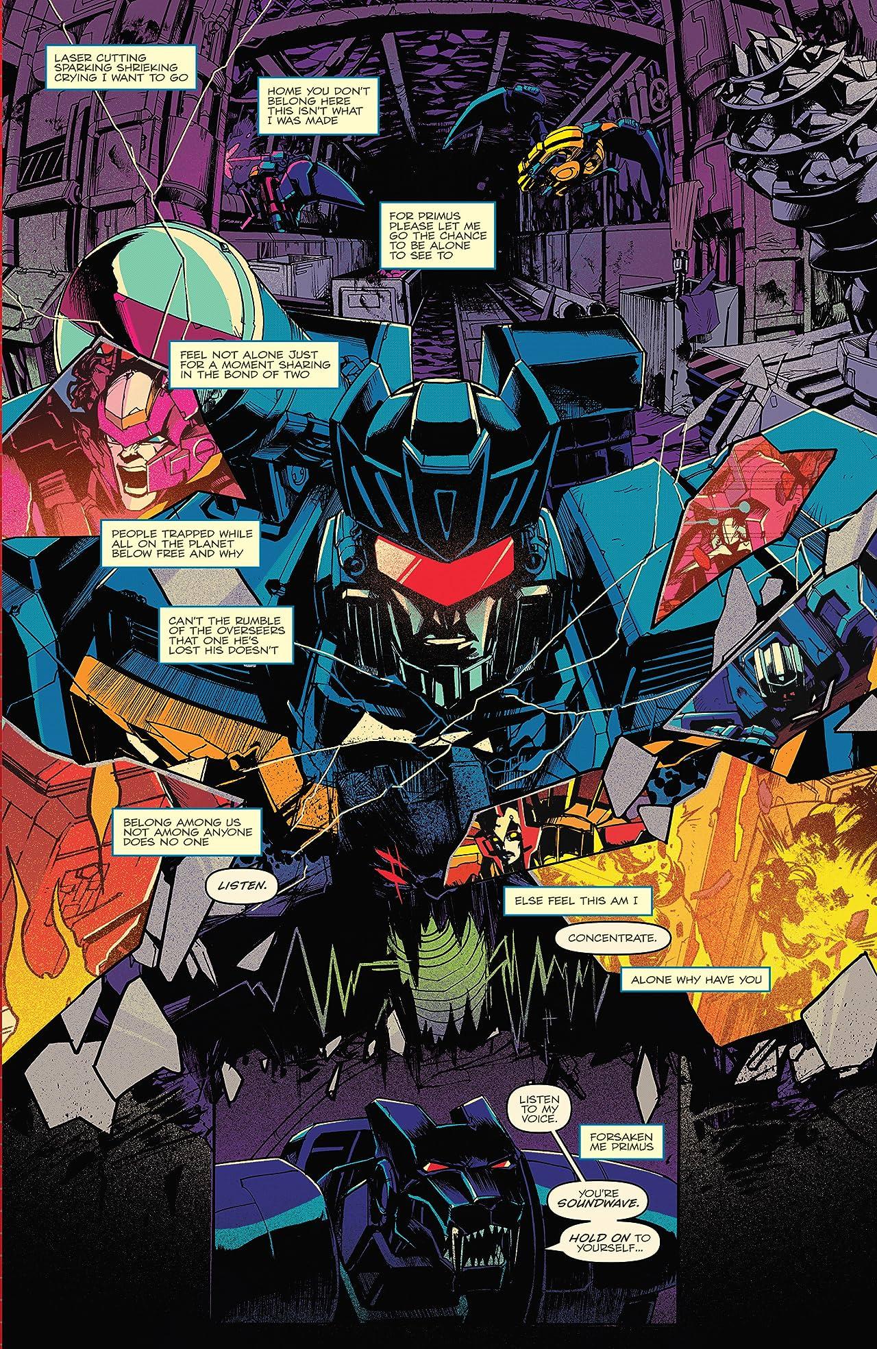 Optimus Prime #16
