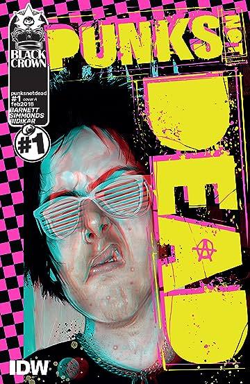 Punks Not Dead #1