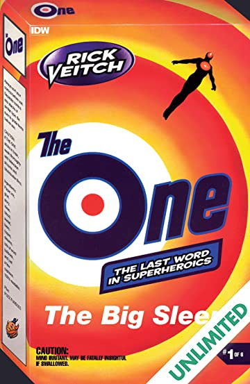 Rick Veitch's The One #1 (of 6)