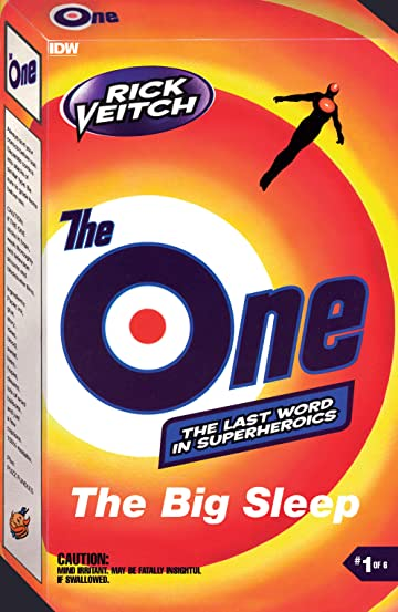 Rick Veitch's The One #1