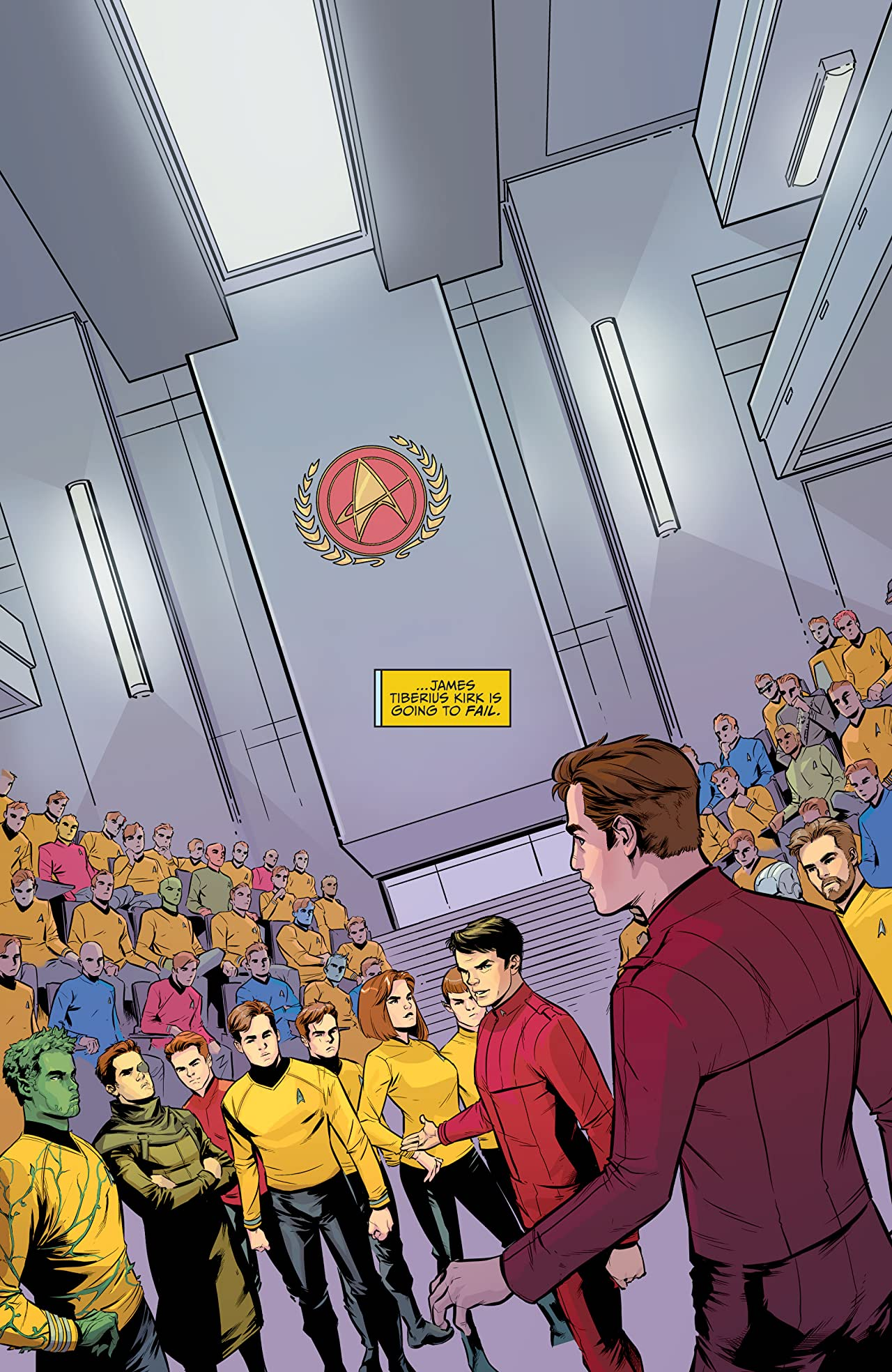 Star Trek: Boldly Go #17