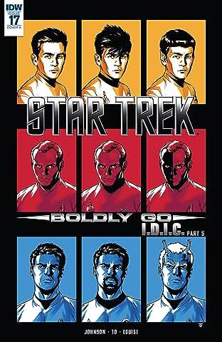 Star Trek: Boldly Go #17