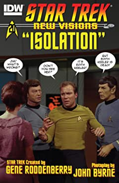 Star Trek: New Visions No.20: Isolation