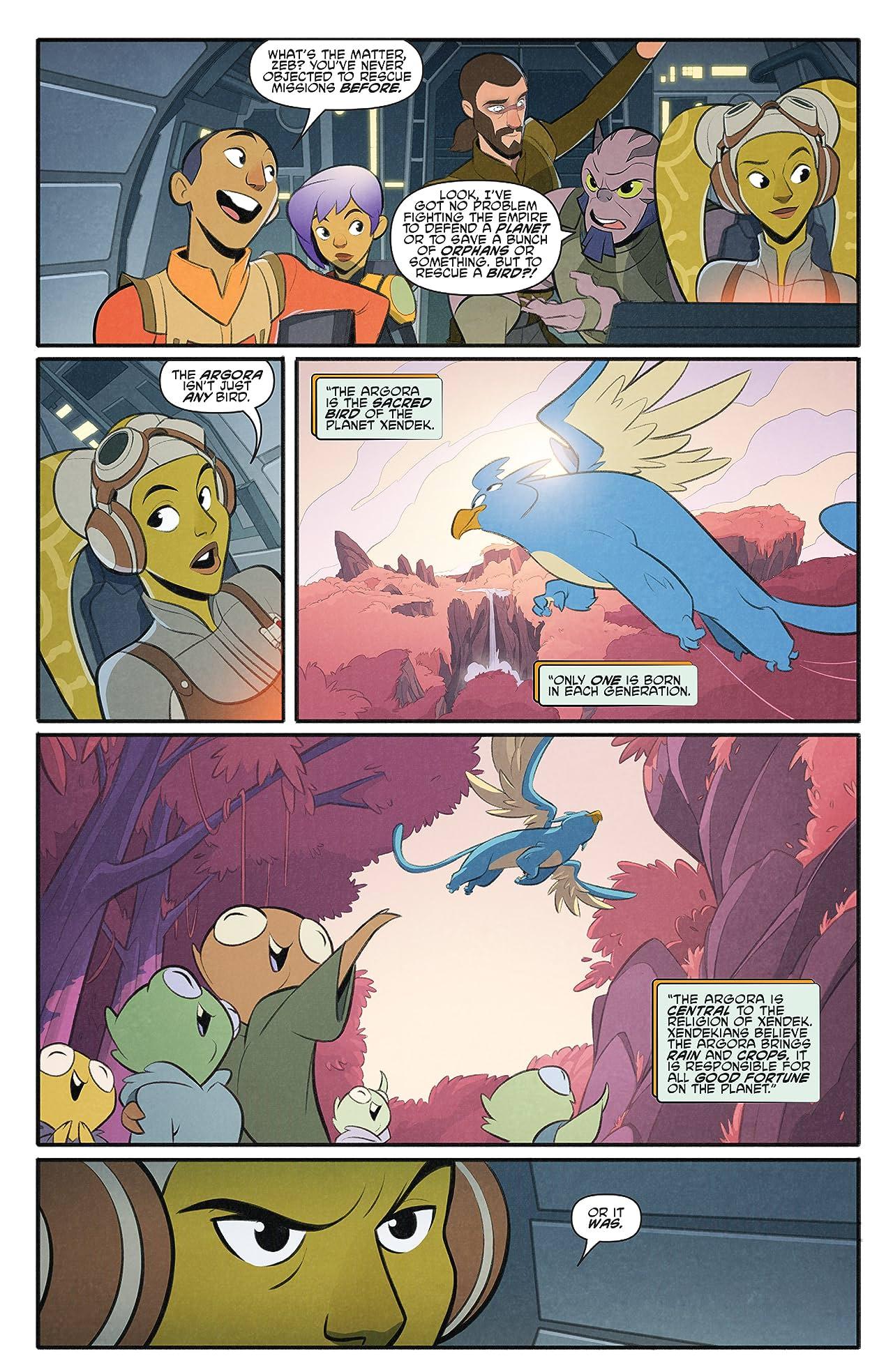 Star Wars Adventures #7