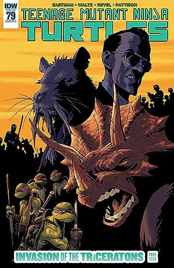 Teenage Mutant Ninja Turtles #79