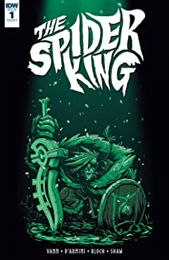 The Spider King #1 (of 4)