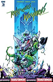 Transformers vs. The Visionaries #3