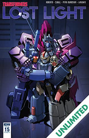 Transformers: Lost Light #15