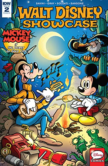 Walt Disney Showcase #2: Mickey Mouse