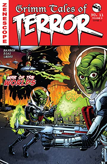 Grimm Tales of Terror Vol. 3 #11