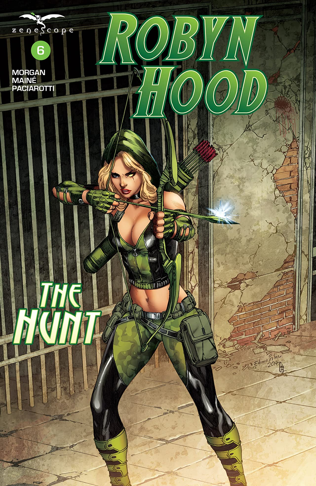 Robyn Hood: The Hunt #6