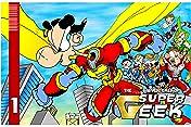The Adventures Of Super Geek #1