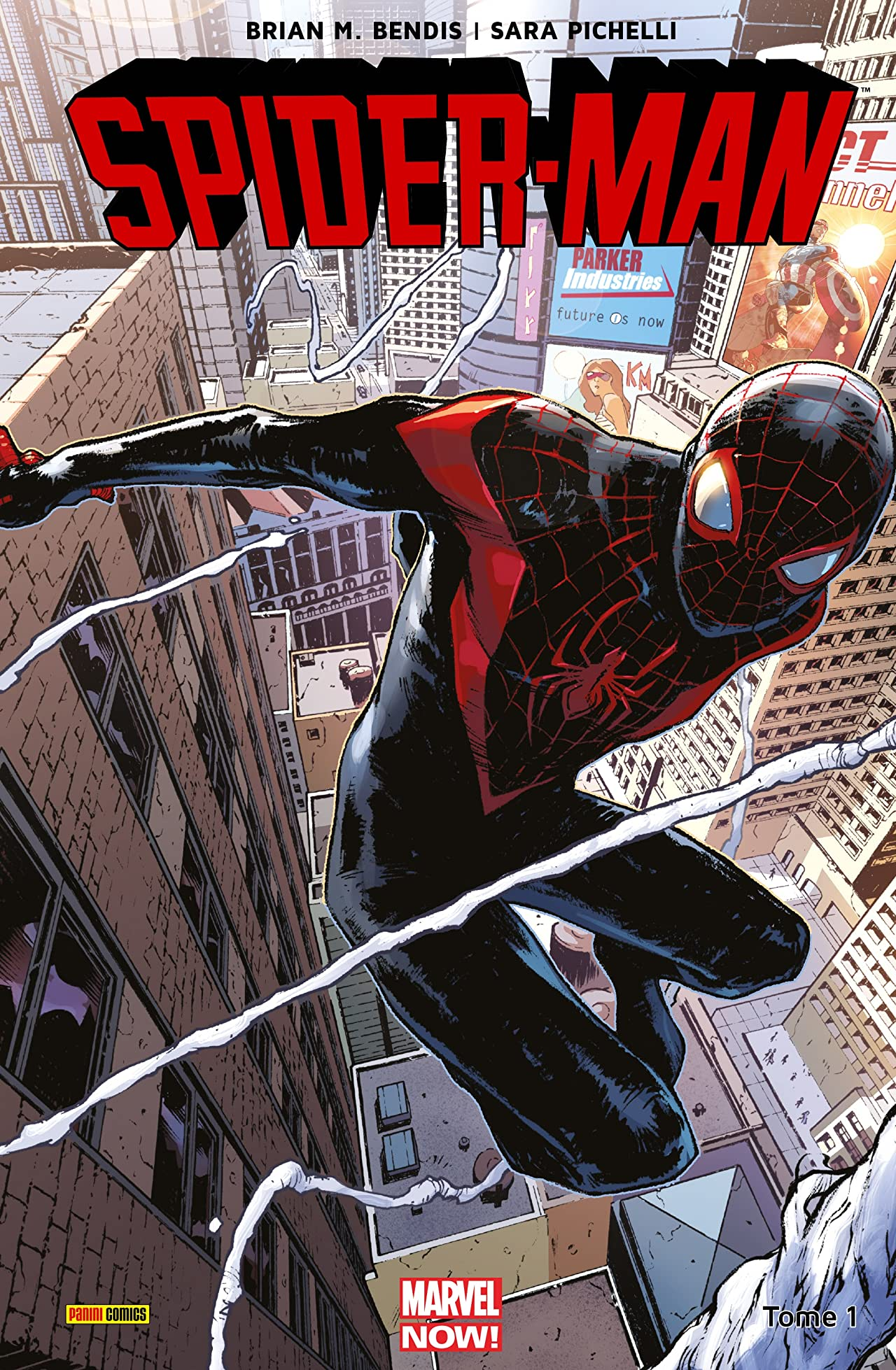 Spider-Man Vol. 1: Miles Morales