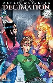 Aspen Universe: Decimation Vol. 1 #2
