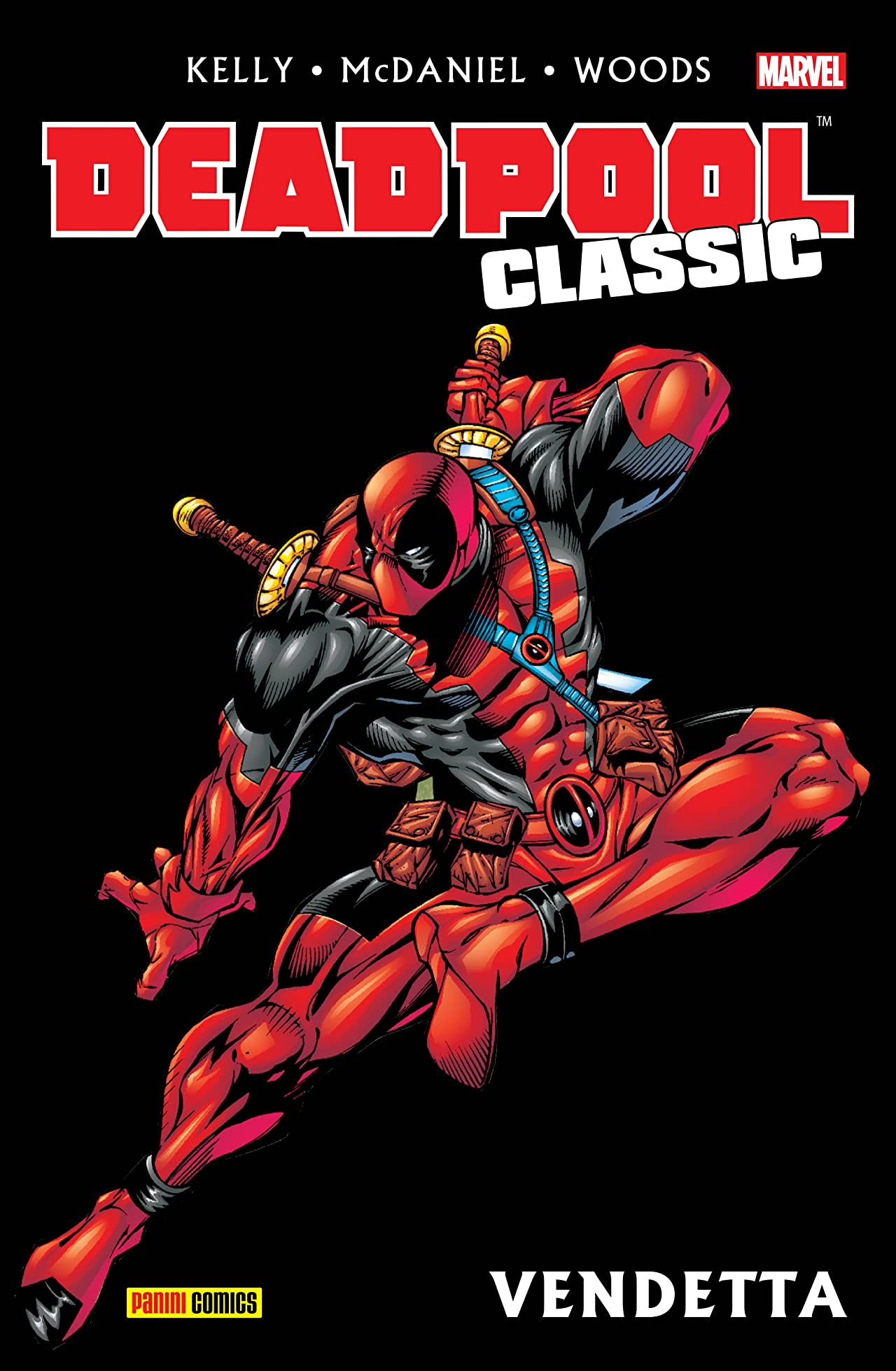 Deadpool Classic Vol. 6: Vendetta