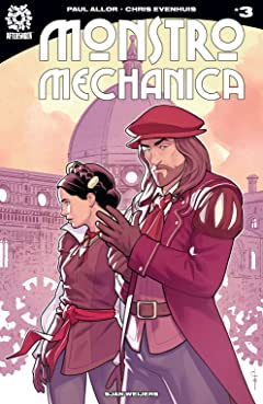 Monstro Mechanica No.3