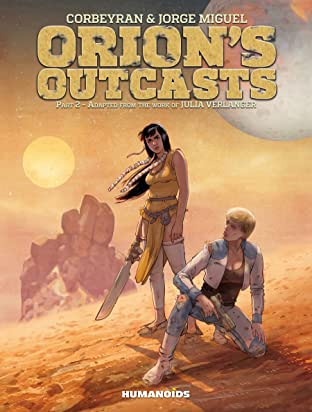 Orion's Outcasts Tome 2