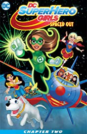 DC Super Hero Girls: Spaced Out (2017-) #2