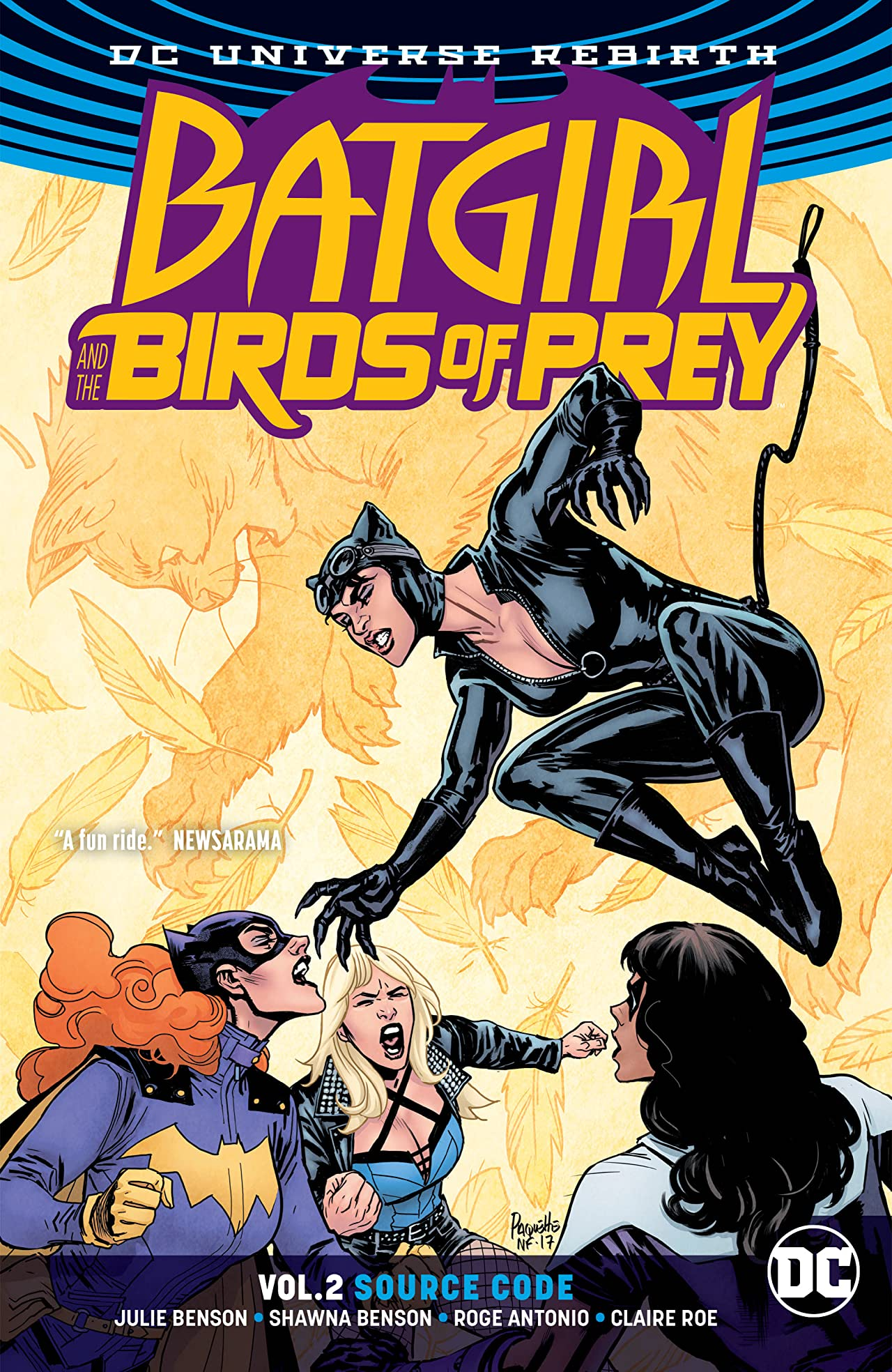 Batgirl and the Birds of Prey (2016-2018) Vol. 2: Source Code
