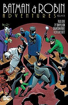 Batman & Robin Adventures (1995-1997) Tome 2