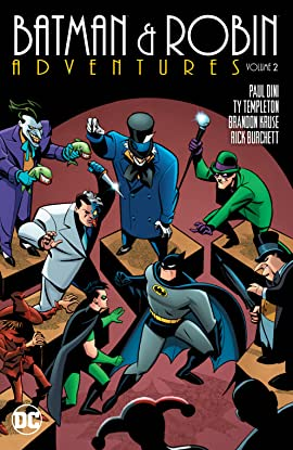 Batman & Robin Adventures (1995-1997) Vol. 2