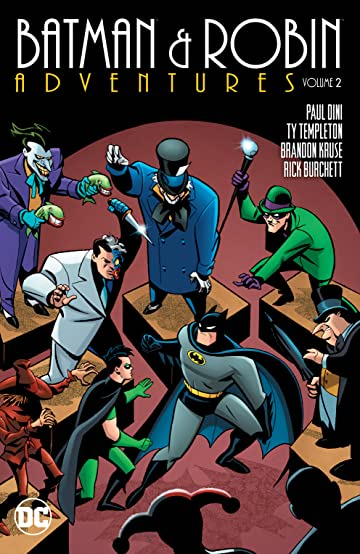 Batman & Robin Adventures (1995-1997) Tome 2