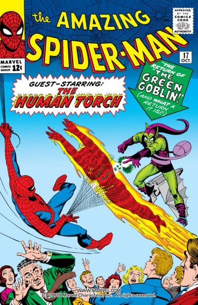 Amazing Spider-Man (1963-1998) #17