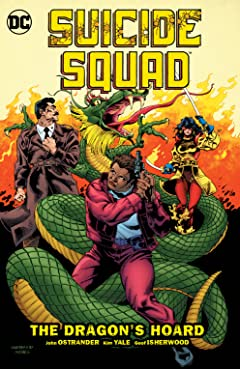 Suicide Squad (1987-1992) Tome 7: The Dragon's Hoard