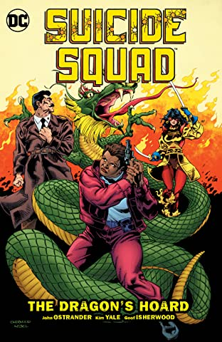 Suicide Squad (1987-1992) Vol. 7: The Dragon's Hoard