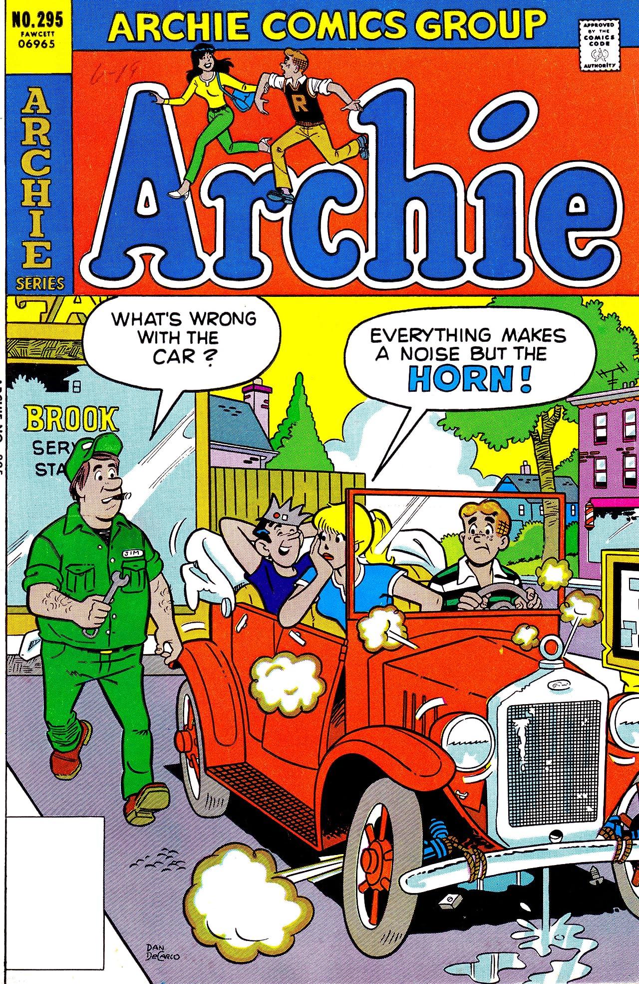 Archie #295