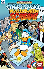 Donald Duck's Halloween Scream #2