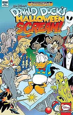 Donald Duck's Halloween Scream #2