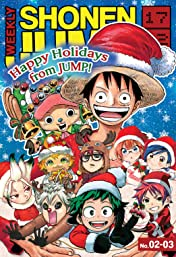 Weekly Shonen Jump Vol. 304: 12/11/2017