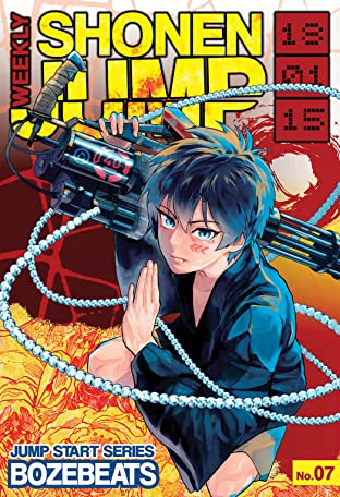 Weekly Shonen Jump Vol. 309: 01/15/2018