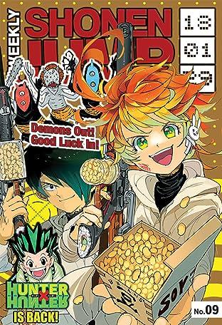 Weekly Shonen Jump Vol. 311: 01/29/2018